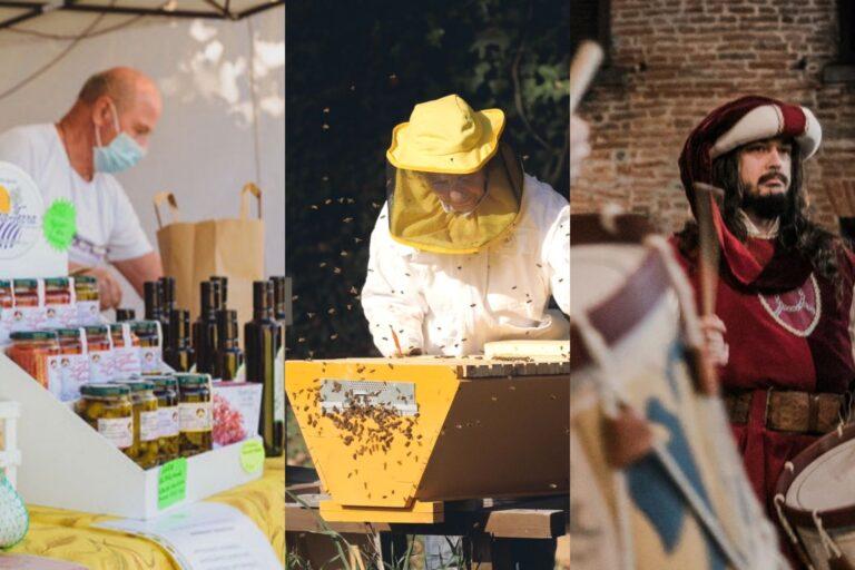 Tre evento a Torrita di Siena